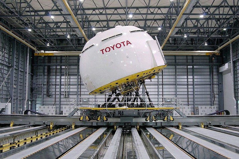 Toyota Engineers Build World's Biggest Playstation