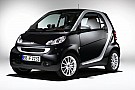 Smart fortwo cdi: Lower Fuel Consumption & CO2 Emissions