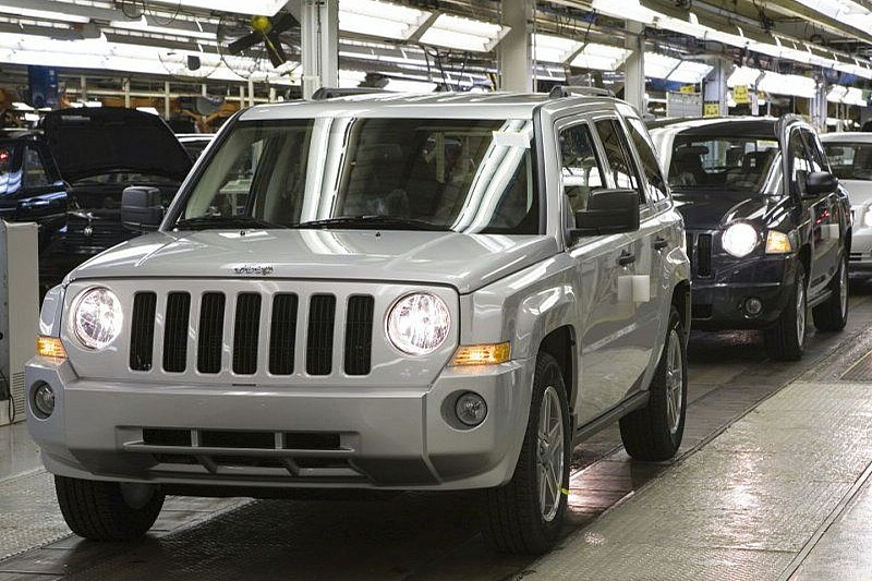 All-new 2007 Jeep Patriot Production Launched