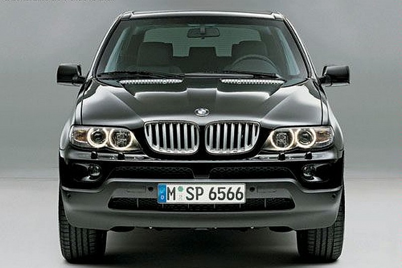 The New BMW X5 Security