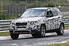 2011 BMW X3 Begins High Speed Testing at Nurburgring