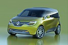 Renault Frendzy Concept in Frankfurt [video]