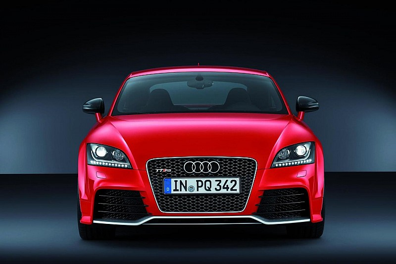 2012 Audi TT RS Plus revealed