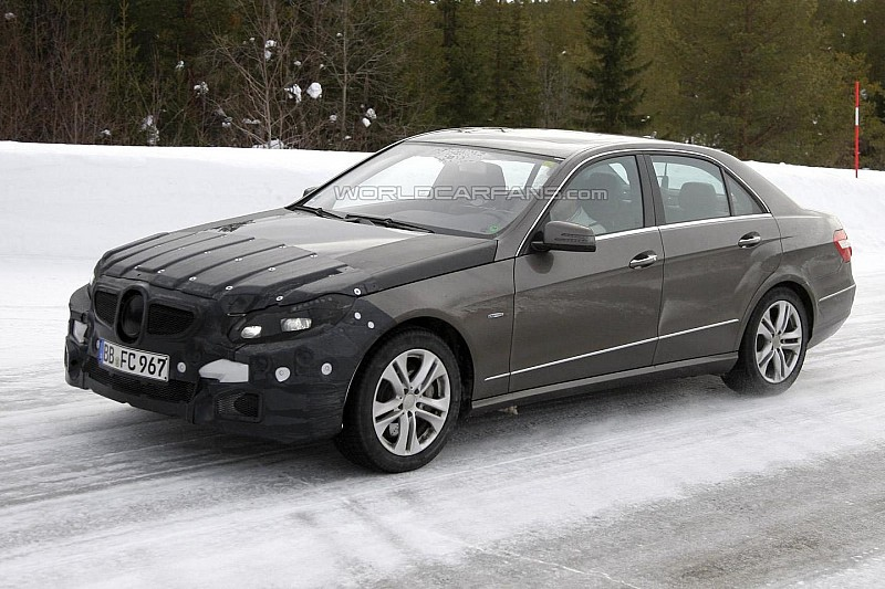 2014 Mercedes E-Class major facelift detailed, launches Jan 2013