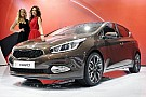 2013 Kia Cee'd and Cee'd SW bow in Geneva
