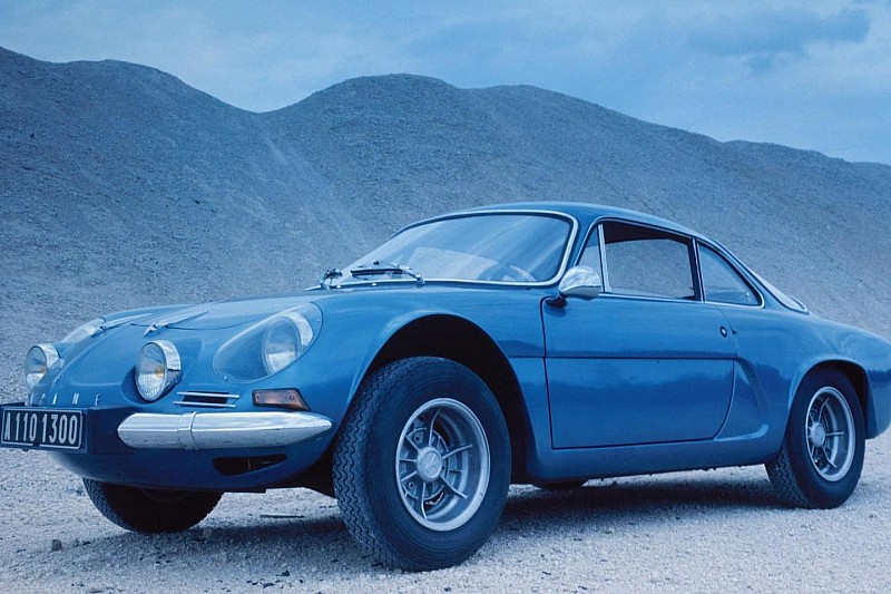 Renault Alpine concept coming to the Monaco Grand Prix - report