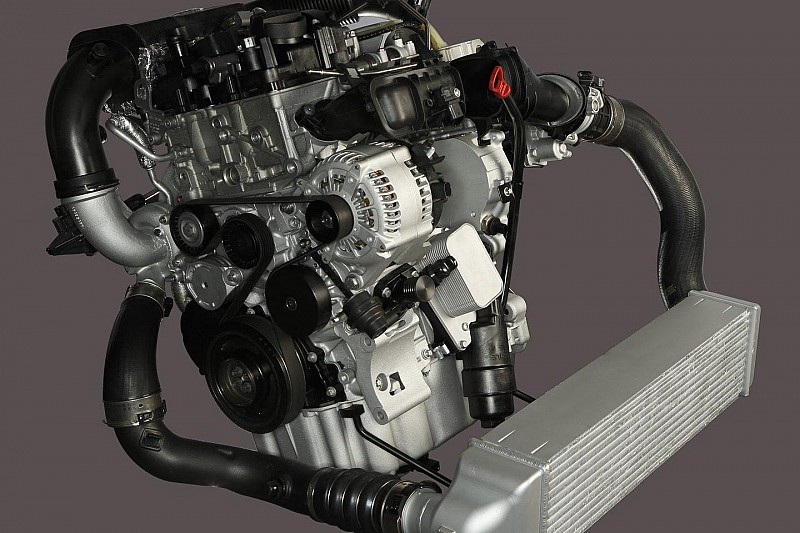 BMW 1.5-liter TwinPower Turbo three-cylinder engine unveiled