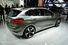BMW Concept Active Tourer live in Paris