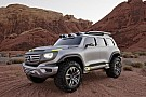 Mercedes-Benz Ener-G-Force is a 2025 G-Class