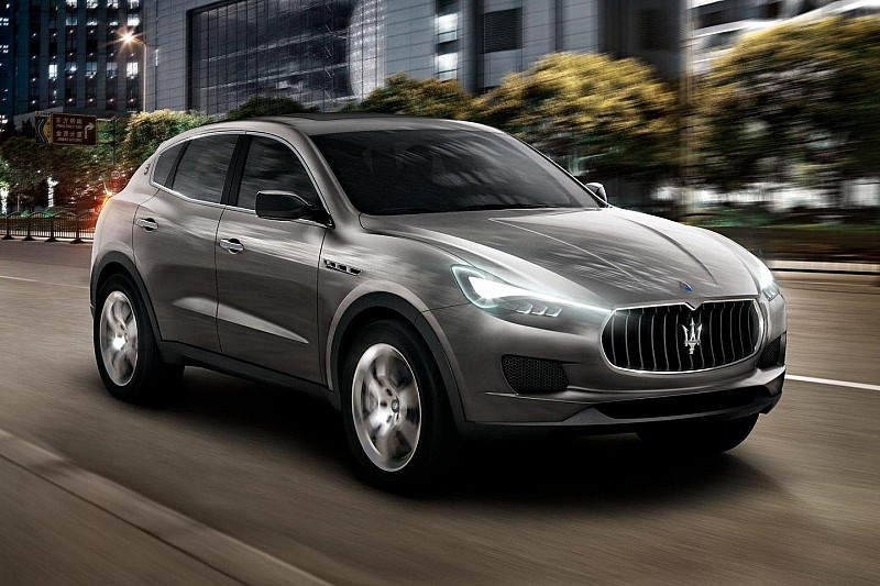 Maserati planning a compact crossover - report