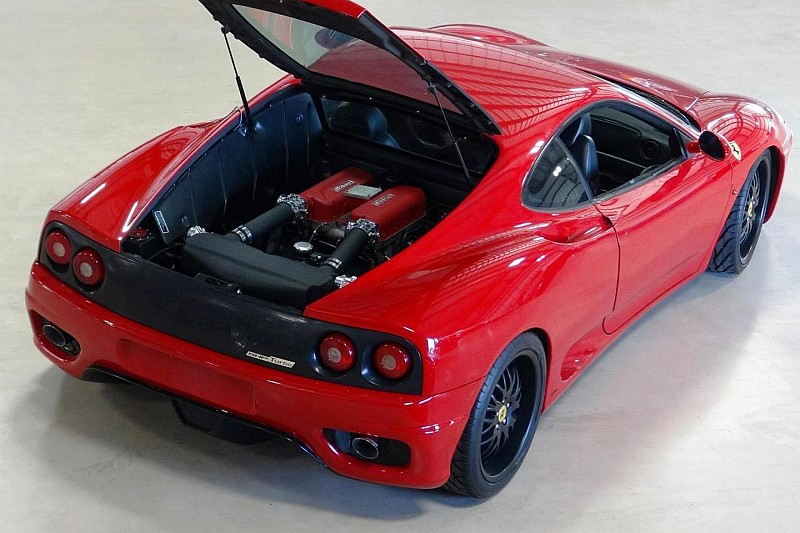 Ferrari 360 Modena with 791 HP by SeriousHP [video]
