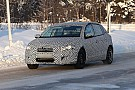 2014 Peugeot 308 spied again