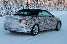 2014 Audi A3 Cabrio spied for the first time