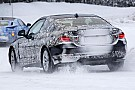 BMW 4-Series Coupe spy video