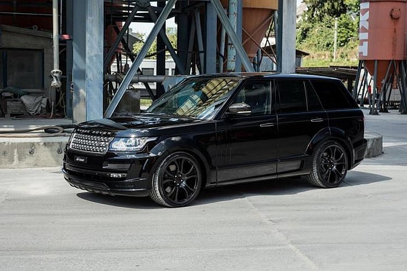 FAB Design introduces the Range Rover Noreia