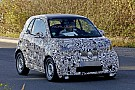 2014 Smart ForTwo prototype spied once again
