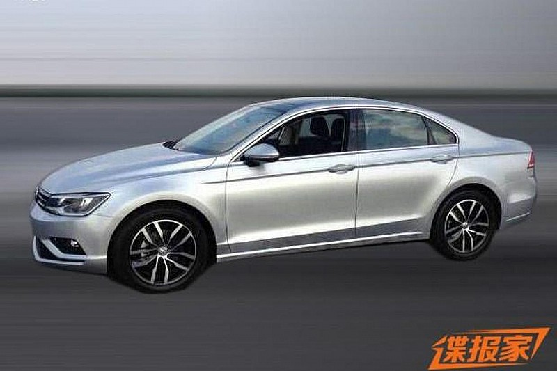Volkswagen NMC production version spied totally undisguised