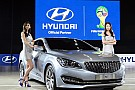 Hyundai Grandeur facelift and AG luxury sedan arrive at Busan Motor Show