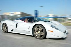Unique Ferrari P4/5 by Pininfarina