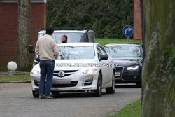 Mazda RX7 revival mule first spy photos 12.01.2010