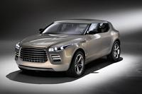 Aston Martin CEO says Lagonda a go for production
