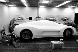 Gumpert Tornante by Touring, workshop