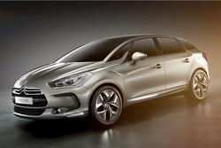 Citroën DS5 first official photos 18.04.2011