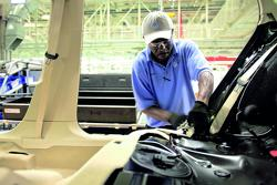 Volkswagen Chattanooga, Tennessee plant, Passat production 25.05.2011