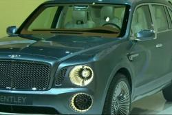 Bentley EXP 9 F SUV concept live in Geneva, 700, 05.03.2012