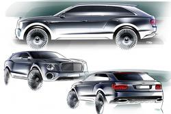 Bentley EXP 9 F SUV concept 05.03.2012