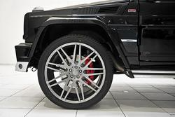 BRABUS B63 - 620 based on the Mercedes G 63 AMG