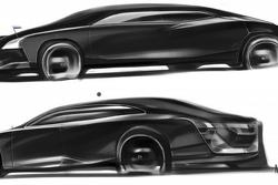 Russian presidential limo concept by Dmitry Lobutin 25.2.2013