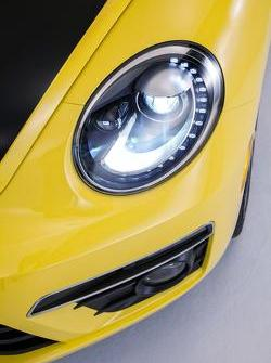 Volkswagen Beetle GSR Limited Edition 18.07.2013