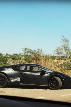 Lamborghini Gallardo replacement spy photo 05.08.2013