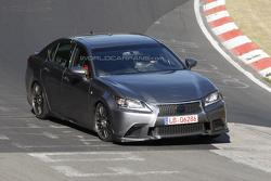 2014 Lexus GS F spy photo 04.09.2013