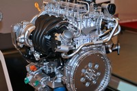 Hyundai reveals dedicated 1.6-liter GDI engine for its Prius rival along with new 8-speed auto \'box