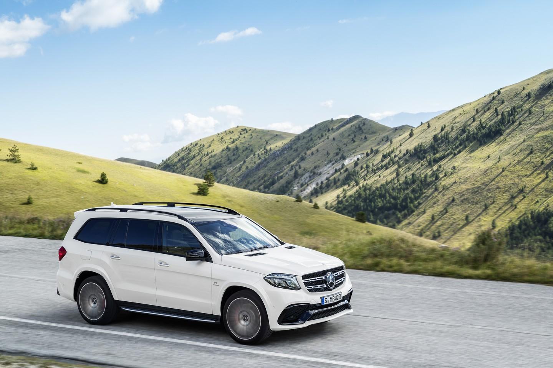 2015 - [Mercedes] GLS (GL Restylé) [X166] - Page 3 00