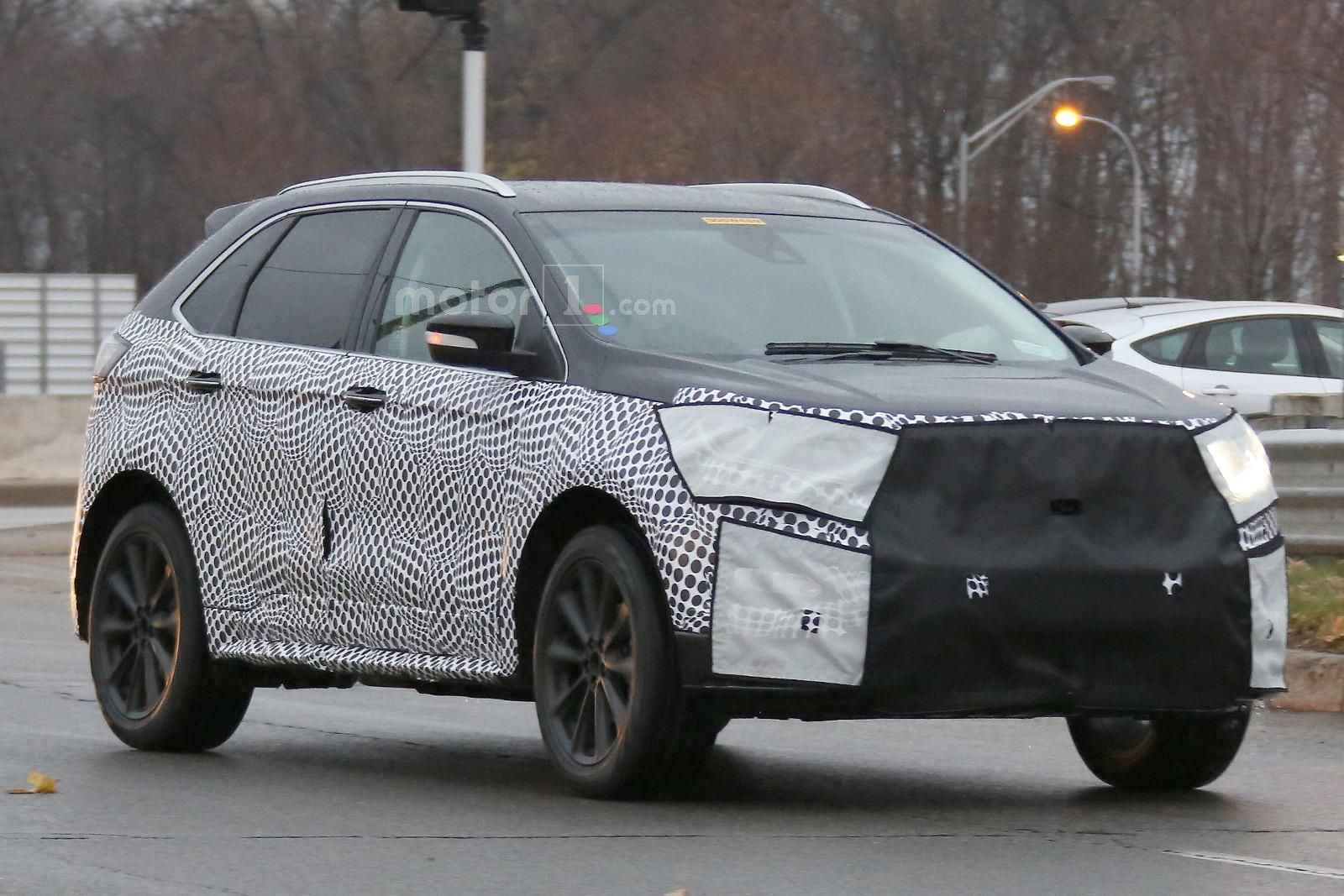 2015 - [Ford] Edge II - Page 5 00