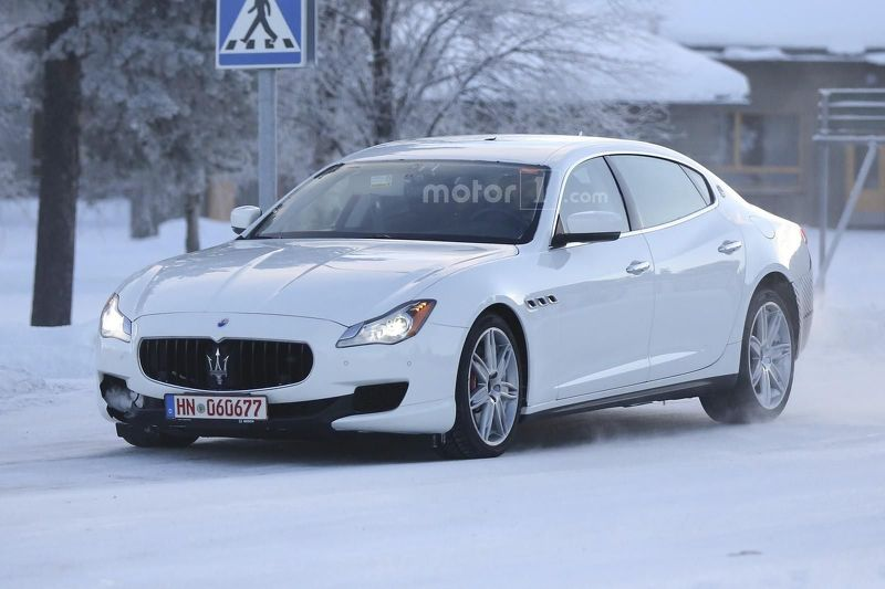 2012 - [Maserati] Quattroporte [M156] - Page 12 2017-maserati-quattroporte-facelift