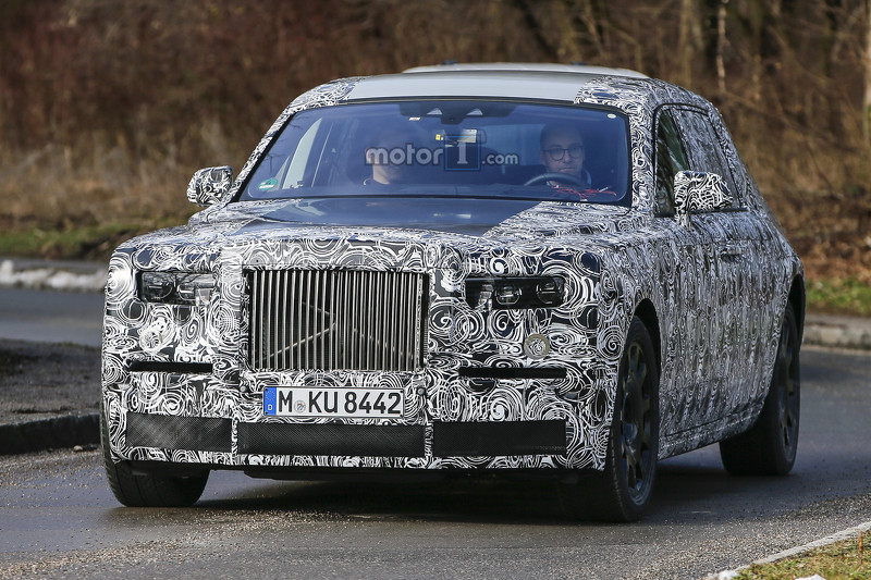 2017 - [Rolls Royce] Phantom Rolls-royce-phantom-spy-photo