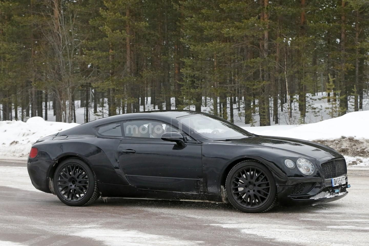 2017 - [Bentley] Continental GT 00